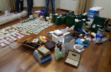 ГПУ провела около 40 обысков в госучреждениях и компаниях