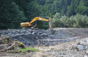 Почему селяне Закарпатья против строительства малых ГЭС?