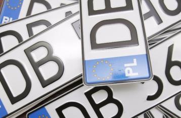 ВАСУ впервые оштрафовал владельца авто с иностранной регистрацией