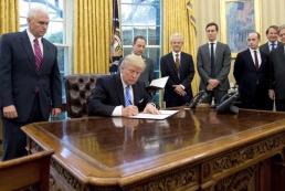 Трамп подписал закон о новых санкциях против России