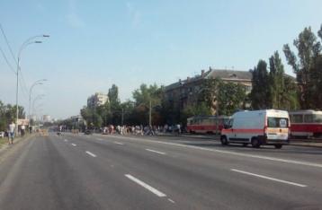 Движение по Харьковскому шоссе восстановлено