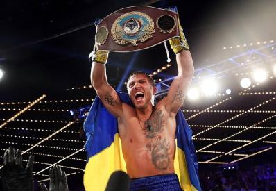 Ломаченко защитил титул чемпиона WBO