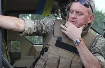 Муженко: На Донбассе находятся до 40 тысяч российских военных и наемников