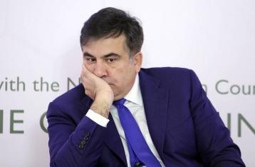 ГПУ: Саакашвили может въехать в Украину только по визе