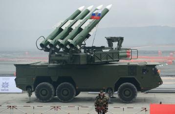 Путин просит Госдуму разрешить использовать ПВО у границы с Украиной