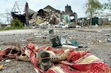 С начала года на Донбассе погибли 62 мирных жителя