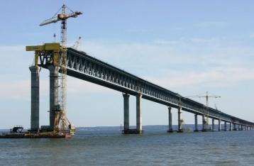 Украина выразила РФ протест из-за ограничения судоходства через Керченский пролив
