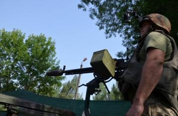 За сутки в зоне АТО погиб 1 военный, еще 6 – ранены и травмированы