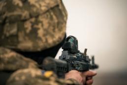 АТО: За сутки – 31 обстрел и 8 раненых военных