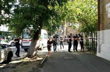 В Киеве стрельба: ранен мужчина