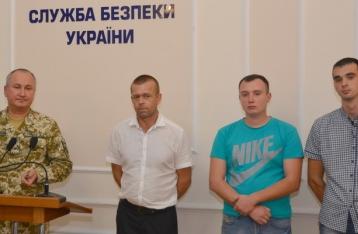 СБУ: ФСБ заманила в Москву троих АТОшников, чтобы обвинить в терактах