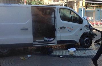 Теракт в Барселоне: источники сообщают о 13 погибших