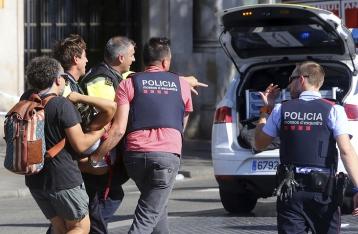 Госпитализированы 56 пострадавших в результате теракта в Барселоне