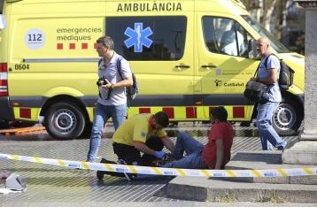 Полиция Каталонии опровергла информацию о захвате заложников в ресторане