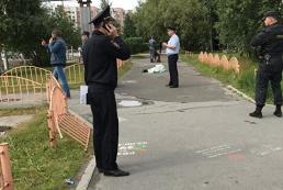 В России мужчина напал с ножом на прохожих: ранены 8 человек