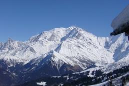 На Монблане погиб украинский альпинист