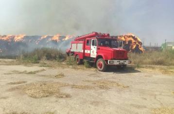 В Украине объявлен наивысший уровень пожароопасности