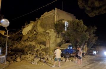 На итальянском острове Искья произошло землетрясение, есть жертвы