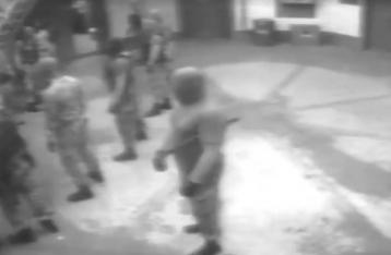 ГПУ обнародовала видео пыток в Одесском СИЗО
