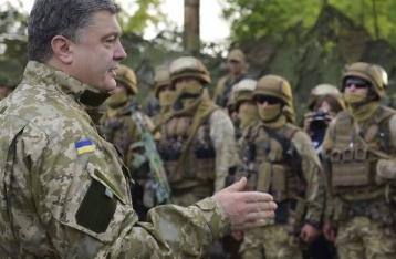 Порошенко поднимет вопрос миротворцев на Донбассе на Генассамблее ООН
