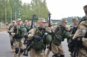Наблюдать за учениями в Беларуси будут два украинских верификатора