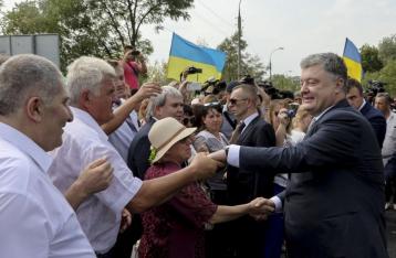 СМИ: Аноним сообщил о подготовке покушения на Порошенко в Харьковской области
