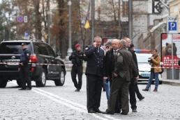 Взрыв в Киеве квалифицировали как покушение на убийство