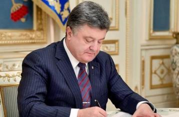 НАПК не нашло нарушений в декларациях Порошенко