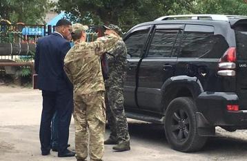 Депутат Николаевского горсовета нашел в своей машине бомбу
