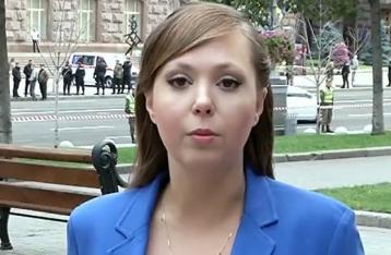 Российский телеканал заявил о похищении в Киеве своей журналистки