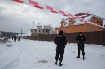 Луценко назвал имена подозреваемых по делу о стрельбе в Княжичах