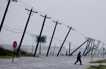 Трамп попросил на ликвидацию последствий урагана $8 миллиардов