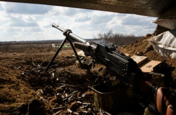 Ситуация в зоне АТО обостряется: 44 обстрела, 1 военный ранен