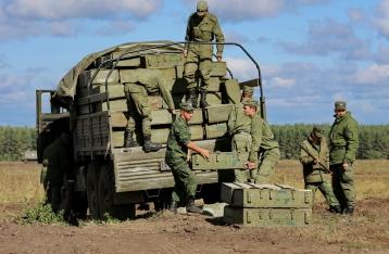 На белорусском театре: кремлевская репетиция большой войны