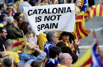 КС Испании заблокировал каталонские законы о референдуме