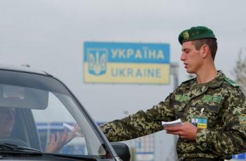 Пограничники советуют объезжать «Краковец» из-за приезда Саакашвили