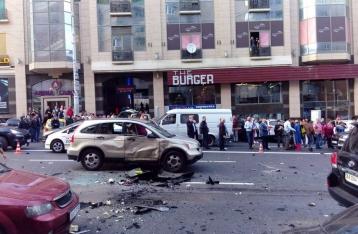 СМИ: Жертвой взрыва на Бессарабке стал чеченский доброволец