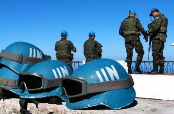 Украина передала в СБ ООН своей проект резолюции о миротворцах на Донбассе
