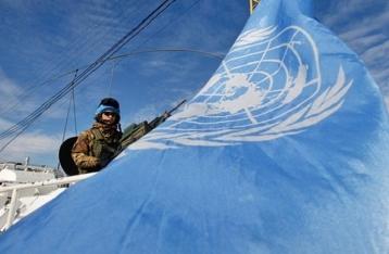 Ельченко: В СБ ООН никто не поддержал проект России о миротворцах