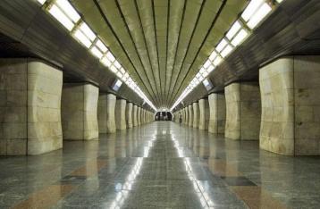Закрытые из-за задымления станции киевского метро открыли