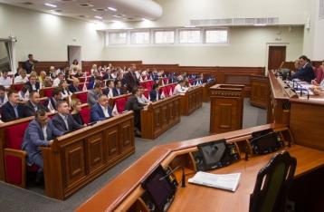 Киевсовет повторно запретил продажу алкоголя в МАФах