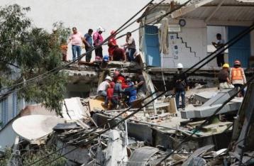 Мощное землетрясение в Мексике унесло жизни более 140 человек