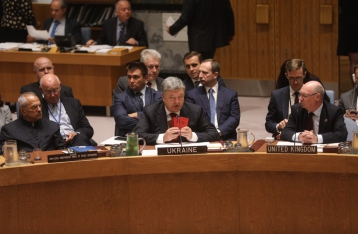 Порошенко призвал Совбез ООН ввести миротворцев на Донбасс