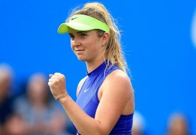 Свитолина выиграла турнир в Брисбене
