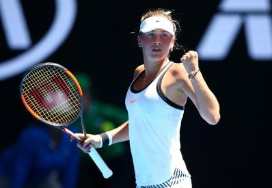 Украинка выиграла теннисный турнир в Австралии