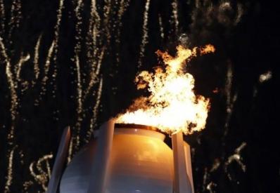 В Пхенчхане зажгли Олимпийский огонь