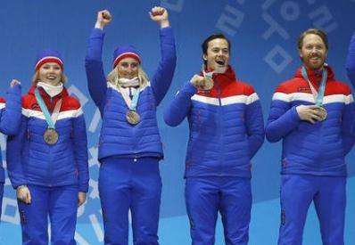 Норвегия выиграла медальный зачет Олимпиады, Украина – 21-я