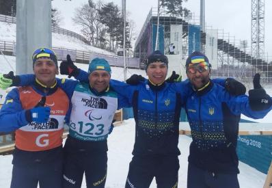 Биатлонист Лукьяненко выиграл для Украины шестое «золото» Паралимпиады