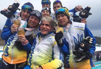 Украинская сборная завоевала на Паралимпиаде-2018 22 медали