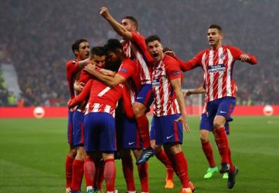 «Атлетико» обыграл «Марсель» и выиграл финал Лиги Европы